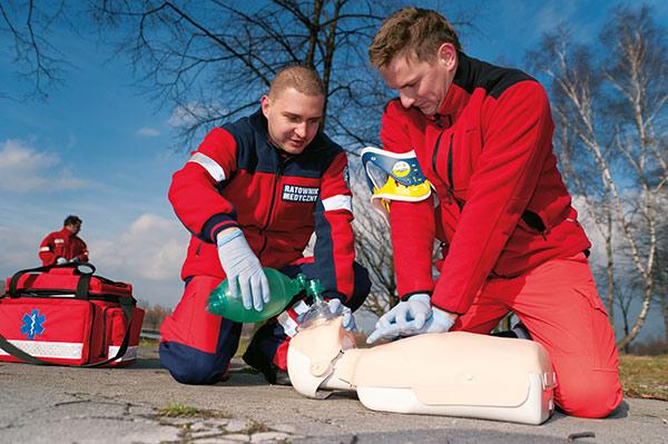szkolenia z pierwszej pomocy reanimacja na fantomie